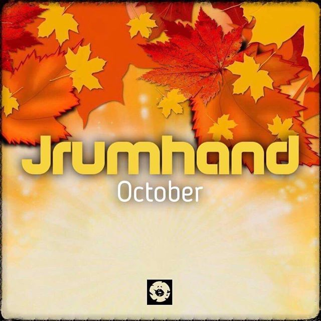 Jrumhand - October EP